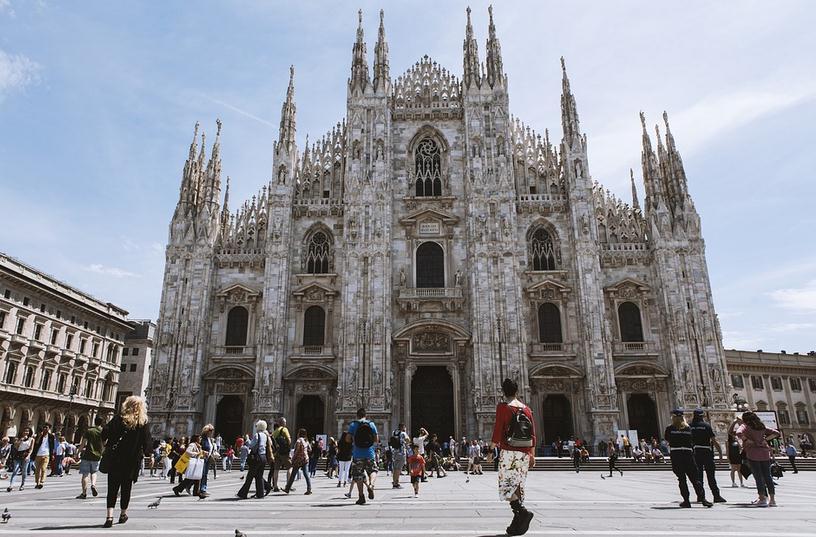 Duomo di Milano, Church, architectural building, historical structure, architecture